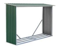Kovový přístřešek na dřevo G21 WOH 181 - 242 x 75 cm