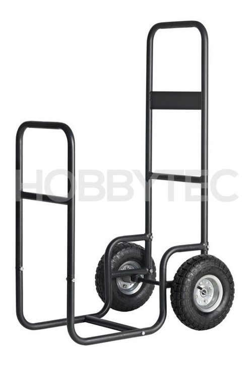 Prakticky vozík na dřevo do krbu