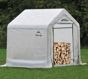 Sušárna dřeva na zahradu 150x110x150 cm